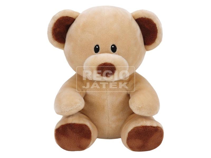 Baby Ty BUNDLES barna maci plüss figura 15 cm