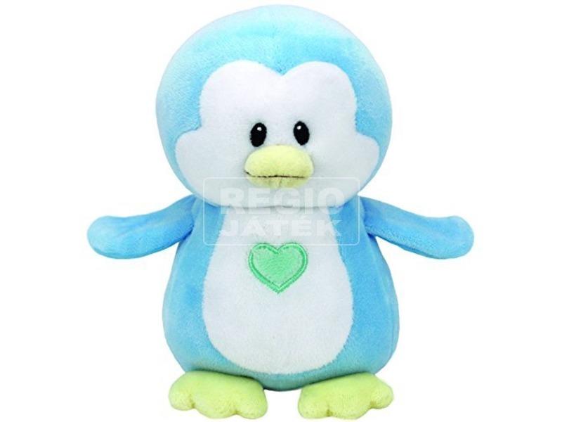 Twinkles pingvin plüssfigura - kék, 24 cm