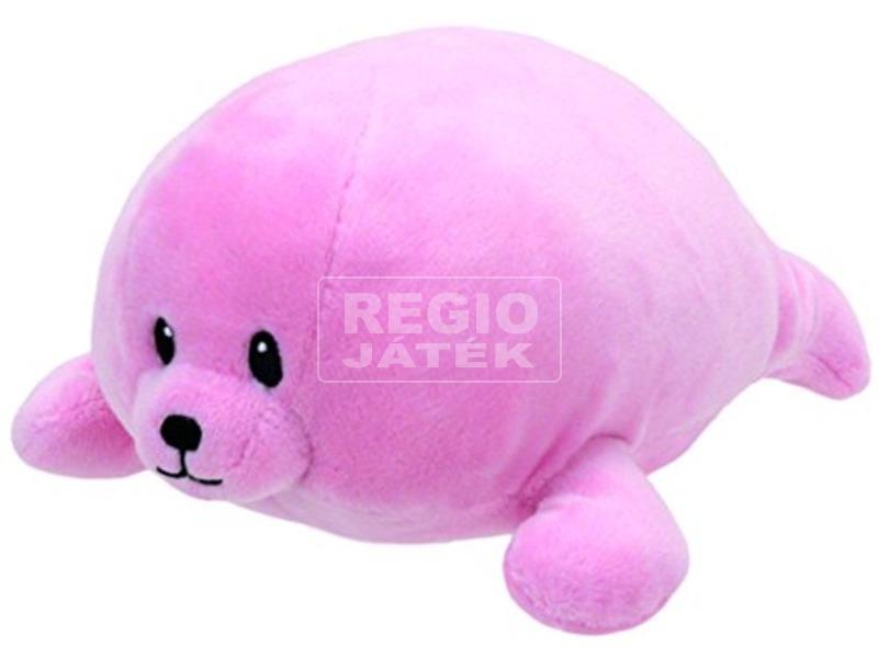 Baby Ty DOODLES rózsaszín fóka 24cm