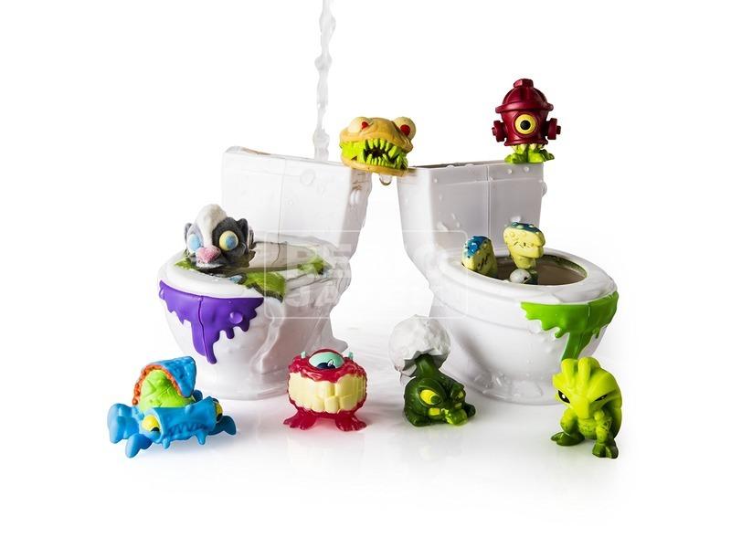kép nagyítása Flush Force Bűzös WC készlet