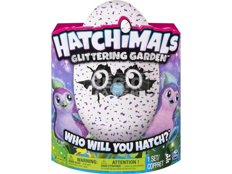 Hatchimals Csillámló Draguella