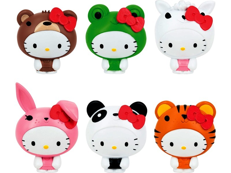 Hello Kitty Mashems gyűjthető figura - többféle