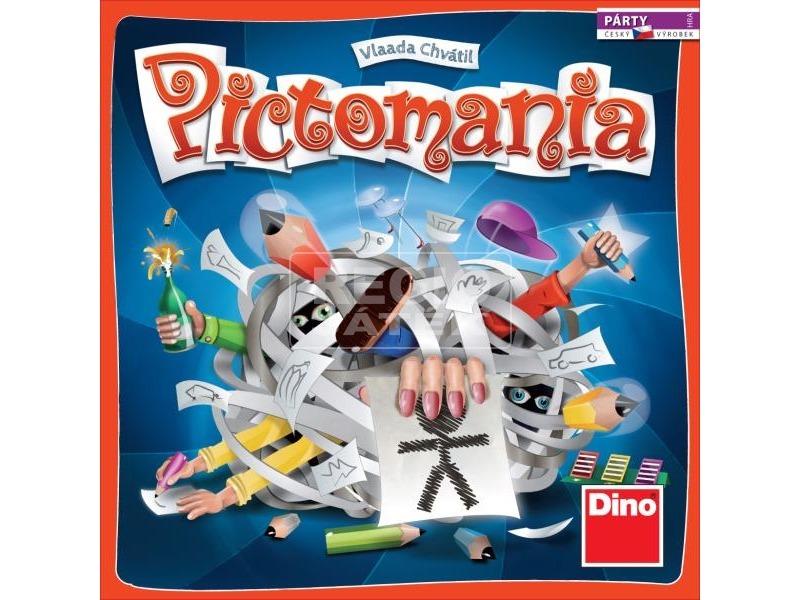 Pictomania társasjáték