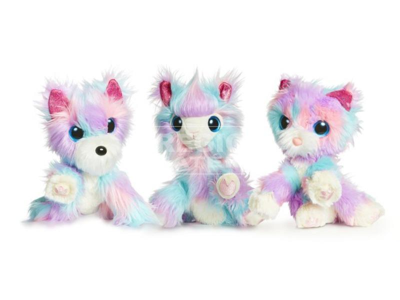 kép nagyítása Fur balls candy floss láma, kutya, cica