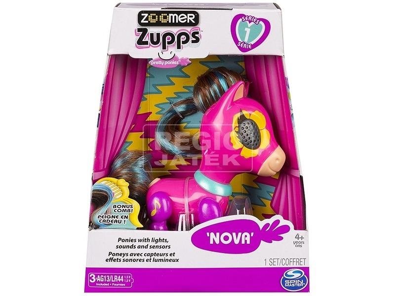 Zoomer Zupps interaktív póni - többféle