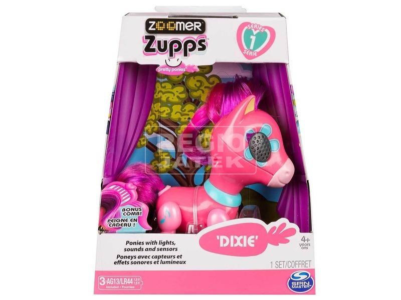 kép nagyítása Zoomer Zupps interaktív póni - többféle