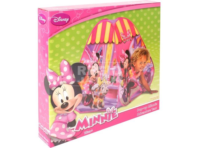 Minnie egér masniboltja játszósátor