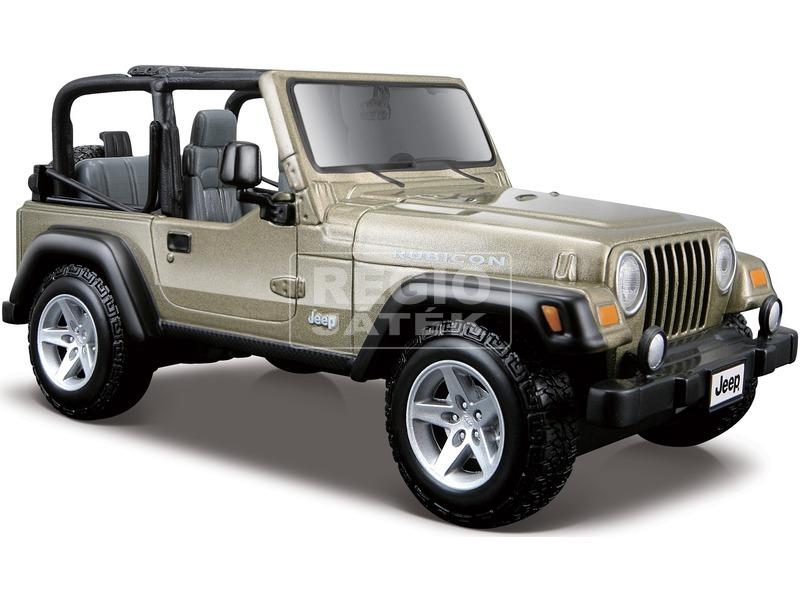 Maisto 1:27 Jeep fém modell autó