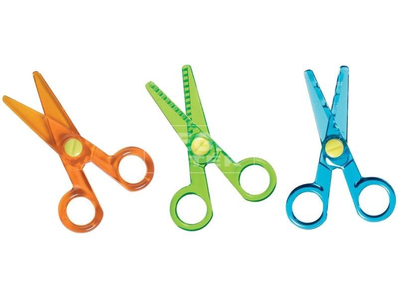 kép nagyítása Crayola Mini Kids olló 3 darabos készlet