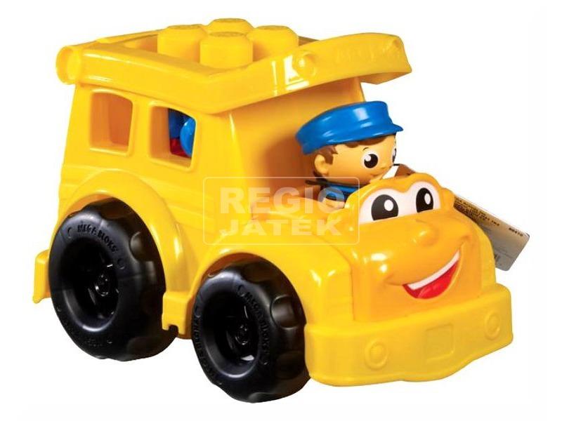 Mega Bloks Sonny az iskolabusz