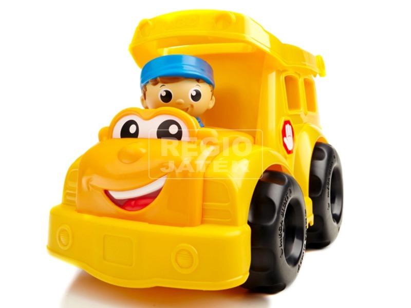 kép nagyítása Mega Bloks Sonny az iskolabusz