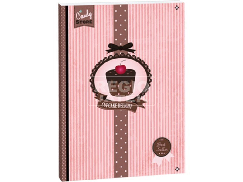 Paoirfedeles notesz A /7 Candy Store