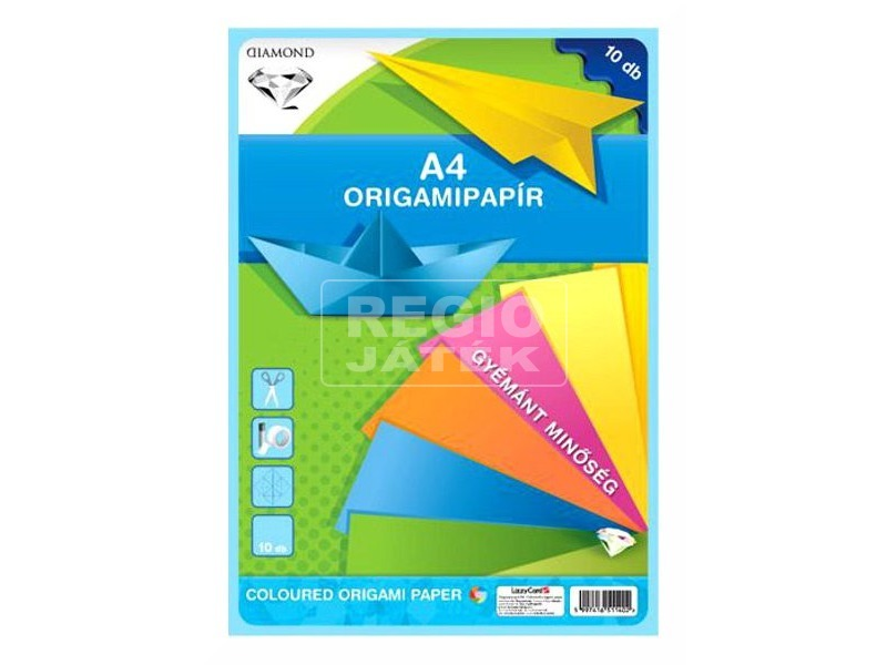 Origami A /4 10lap