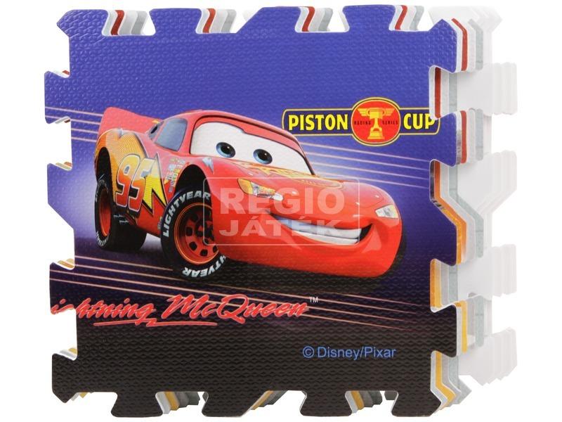 Verdák McQueen 9 darabos szőnyeg puzzle