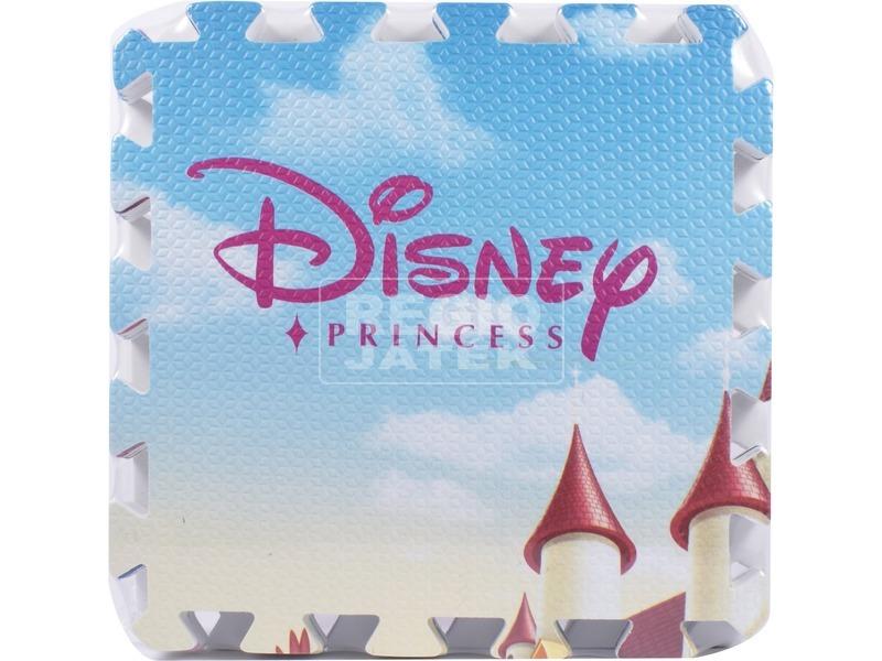 Disney hercegnők szivacs 9 db-os szőnyeg puzzle