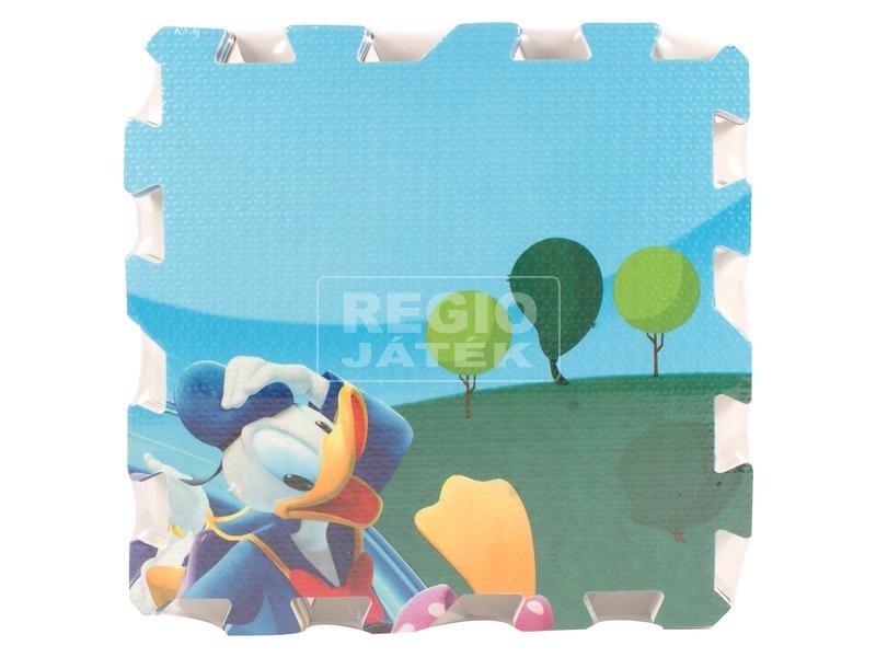 Mikiegér klubháza 9 darabos szőnyeg puzzle