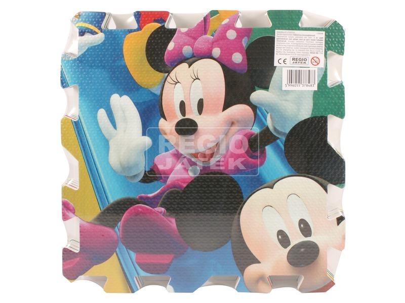 kép nagyítása Mikiegér klubháza 9 darabos szőnyeg puzzle