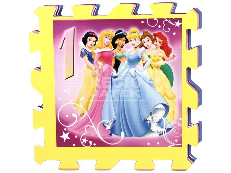 Disney hercegnők 8 darabos szőnyeg puzzle