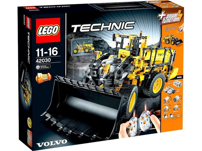 LEGO Technic Távirányítós VOLVO L350F markoló 42030