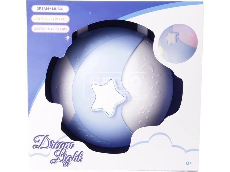 Éjszakai zenélő lámpa - többféle