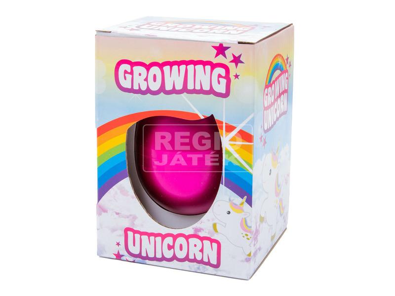 Növekvő unikornis tojásban - többféle