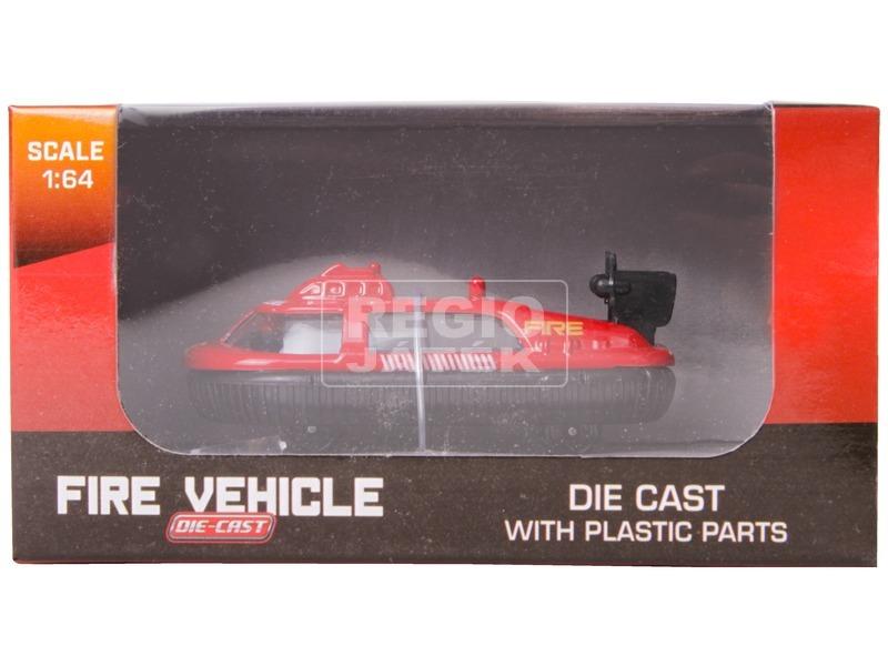 kép nagyítása Fém tűzoltó jármű - 1:64, többféle