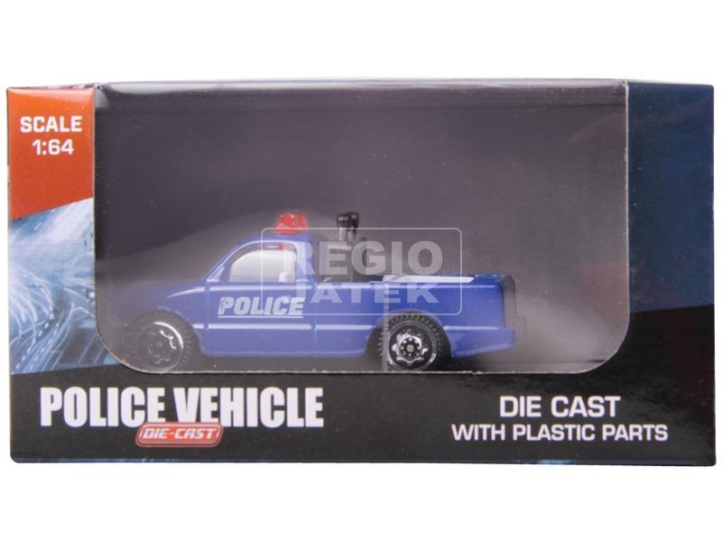 kép nagyítása Rendőrségi fém jármű - 1:64, többféle