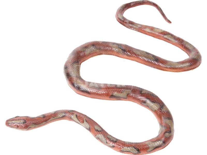 Műanyag kígyó - 135 cm, többféle