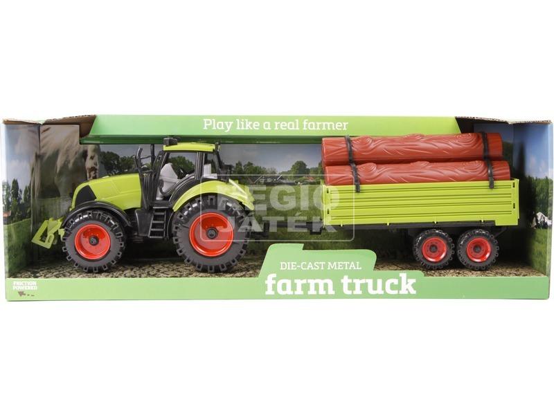 Farm traktor - 43 cm, többféle