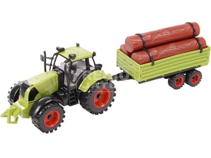 kép nagyítása Farm traktor - 43 cm, többféle