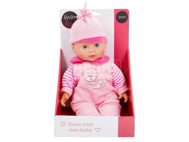 kép nagyítása Baby Rose játékbaba - 30 cm, többféle
