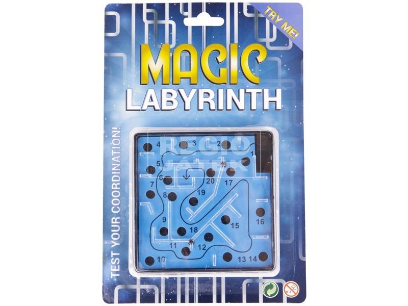 Mágikus labirintus ügyességi játék - többféle