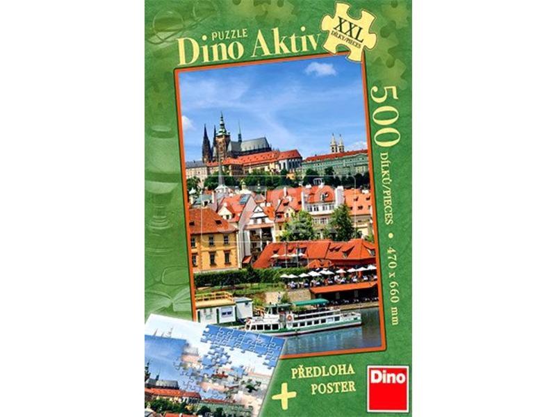 Prága vára 500 darabos XL puzzle