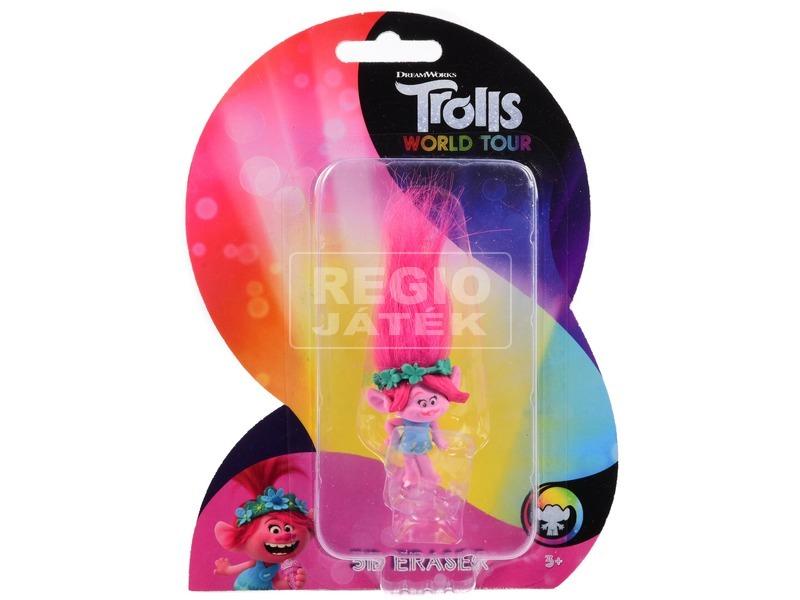 3D radír - Trolls 2