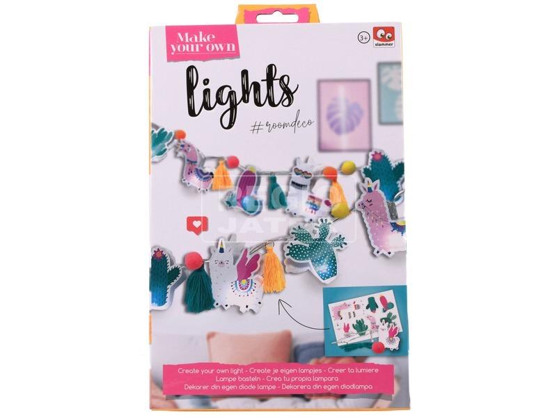 Készíts saját LED girlandot, 3 féle
