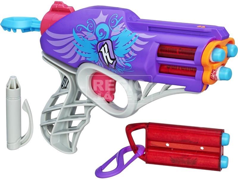 NERF Rebelle Messenger üzenetfutár szivacslövő pisztoly