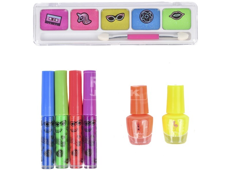 Create it! Neon smink szett 7 db /csomag