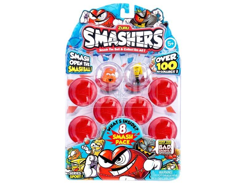 Smashers 8 darabos készlet - többféle
