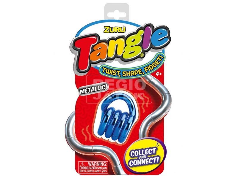 Tangle metallic logikai játék - többféle