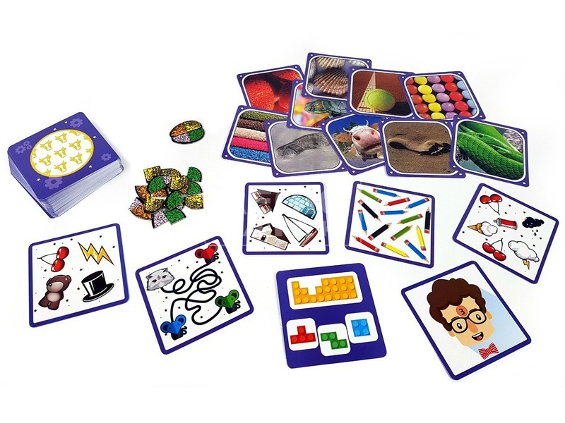 kép nagyítása Cortex Challenge IQ party társasjáték gyerekeknek
