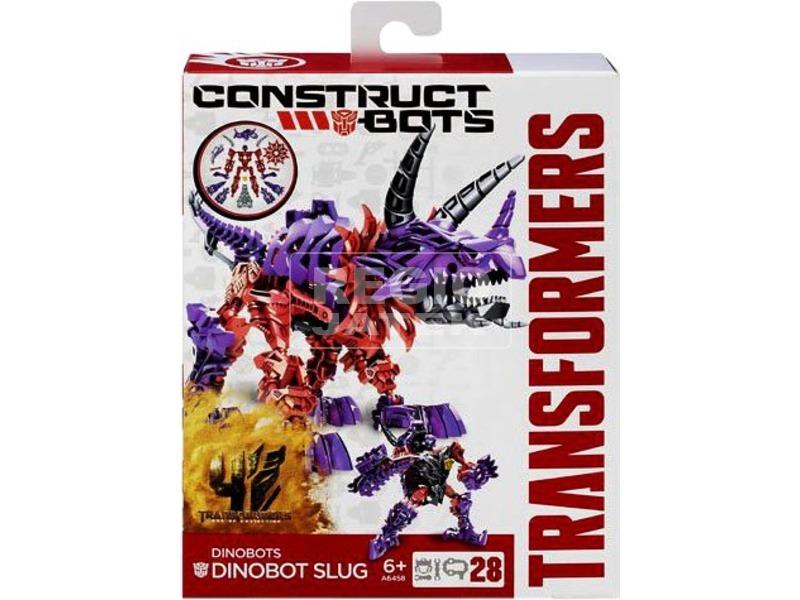 Transformers Construct Bots harcirobot - Dinobot Slug