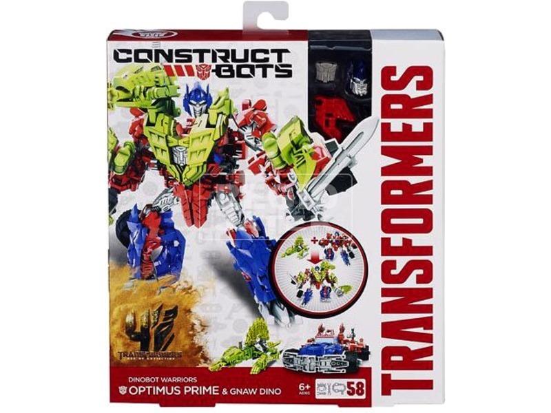 Transformers Construct Bots összerakható robot - Optimus Prime
