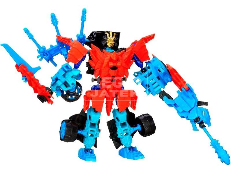 Transformers Construct Bots harcirobot - Autobot Drift