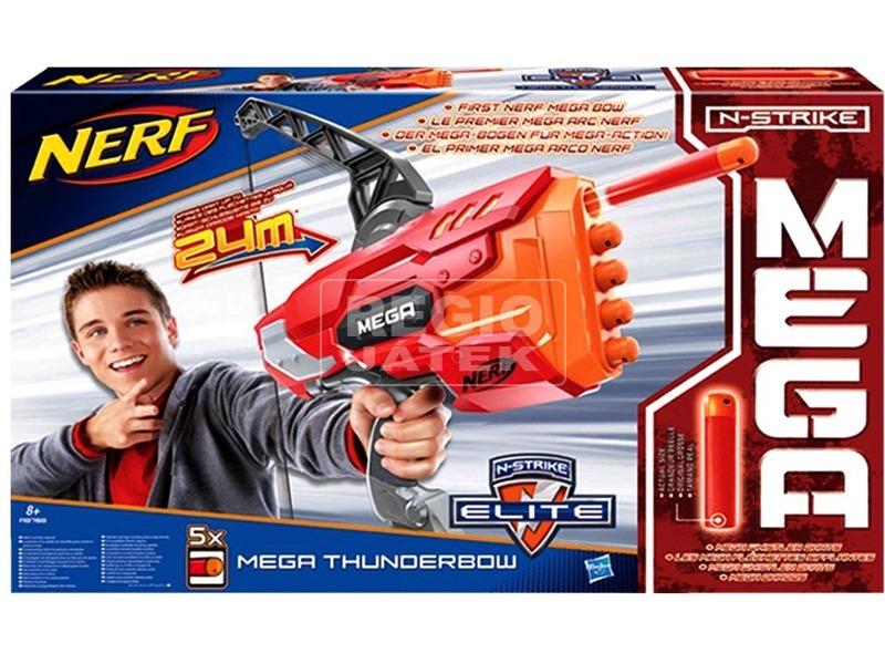 NERF N-Strike Mega Thunderbow szivacslövő villám íj