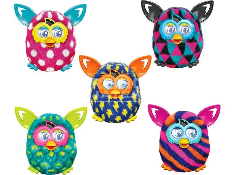 Furby Boom interaktív plüssfigura - többféle
