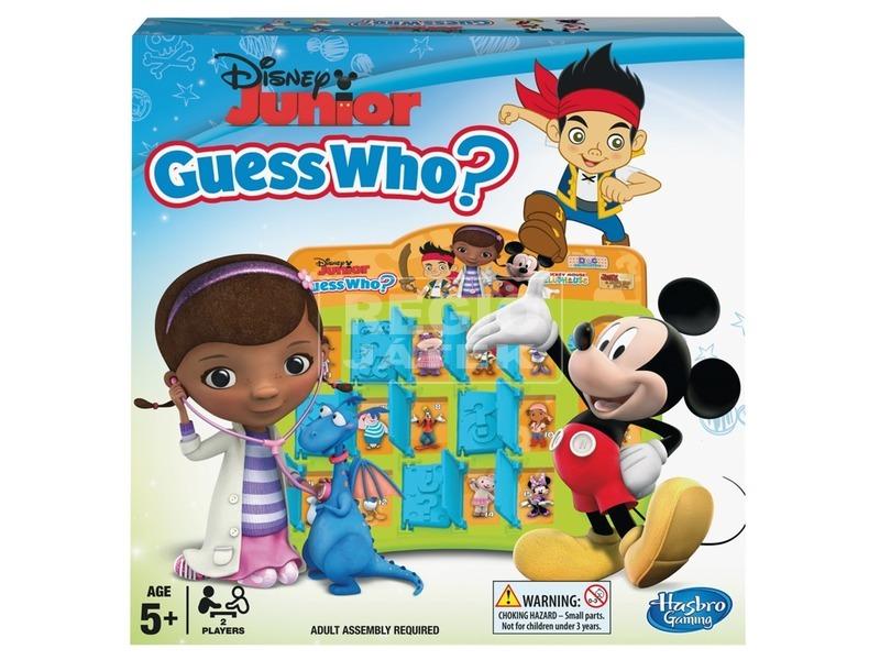 Találd ki! Disney Junior társasjáték