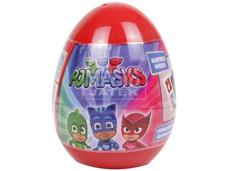 Meglepetés tojás- Pizsihősök