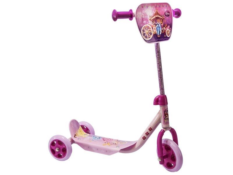 3 kerekű roller - Hercegnők