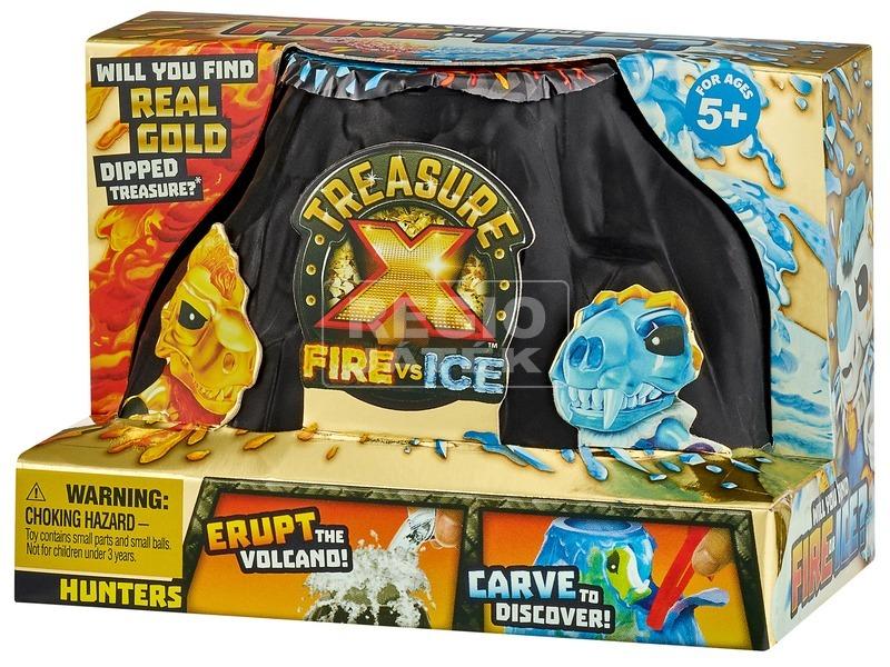 Treasure X – A tűz és a jég harca – Harcos