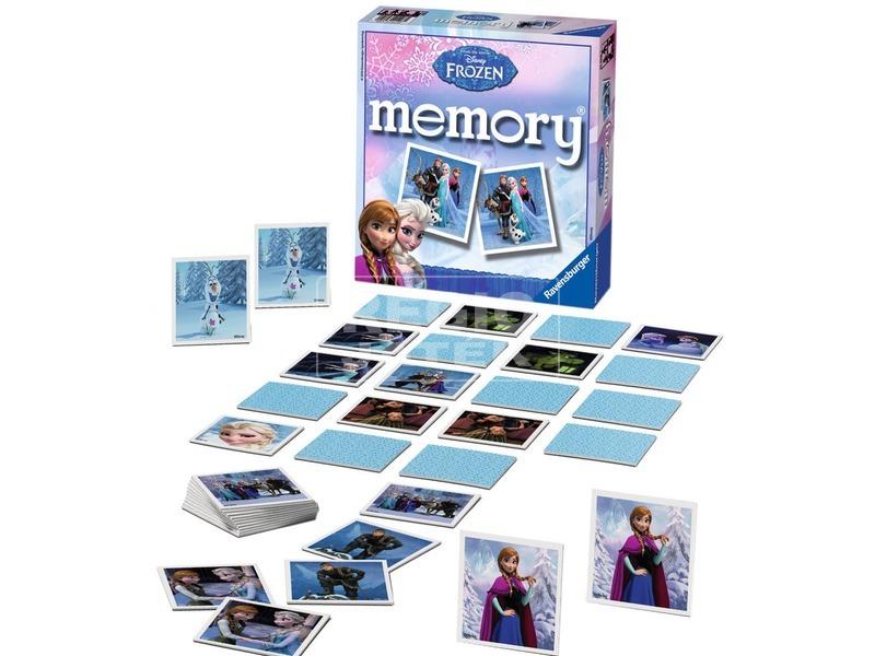 kép nagyítása Jégvarázs memóriajáték
